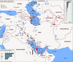 A collection of different maps, focusing on the Middle East. Some of the maps is about the expansionism, others about the spread of Islam with its many fractions, others about US military bases and the Arab and Muslim countries.