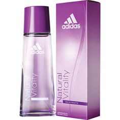 Natural Vitality is a fruity and fresh women fragrance by Adidas. The fragrance launched in 2008 was the perfect fragrance from the sporting house after various experiments as it is a subtle, light, and energetic with a deeper body that lasts long. Natural Vitality is a blend of apple, musk, peach and sandalwood making it suitable for everyday wear all year long. This fragrance has the perfect balance of strength neither too light or overbearing thus its a great feminine fragrance.