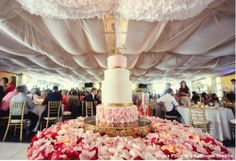 A great shot of the Nebraska Champions Club for Lindsey + John's wedding! Khara Plicanic | KaBloom Studios #nebraskabride #lnk #reception #nebraskawedding