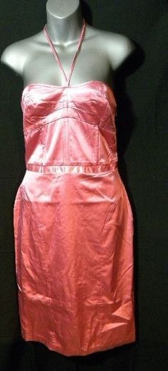 PINK PARTY CLUB DRESS DRESS BY NAUGHTY SIZE 10