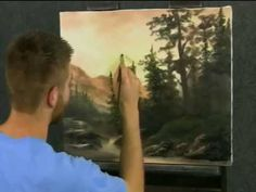 Paint with Kevin Hill - First Live Video!   (1 hour painting video) 3/13/15 - YouTube