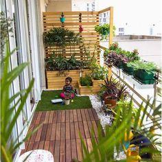 Design Ideas for Your Balcony Lovely Apartment Patio Garden Apartment Balcony Garden Patio Ideas for – Homedecor Small Backyard, Home And Garden, Apartment Balcony Garden, Apartment Garden, Outdoor Living, Garden Design