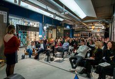 Co-laboratory 27 november bij Broeinest Rotterdam #retail #trends #technologie #inspiratie #colaboratory Rotterdam, November, Street View, Technology, November Born