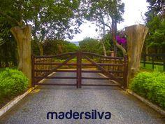 Porteira Arco - Mader Silva