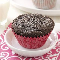 Gluten-Free Chocolate Cupcakes Recipe #cupcake #recipes