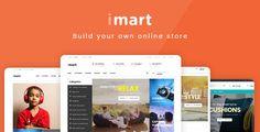 iMart Multipurpose eCommerce WordPress Theme