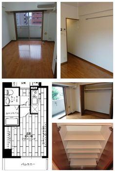 Tokyo Minato Apartment for Rent ¥98,000 @ Azabujuban 6 mins 23.4 ㎡ Please Ask shion@jafnet.co.jp