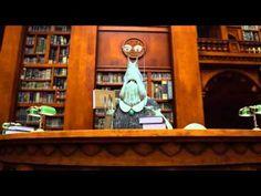 L'épreuve de la bibliothecaire
