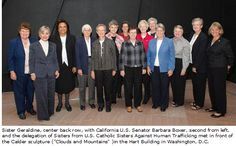 US Catholic Sisters against Human Trafficking