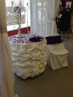 Ruched Table Skirt With Tutu Tie And Buckle | Sweetheart Tables | Pinterest  | Sweetheart Table, Wedding Tables And Wedding