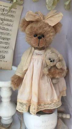 My little baby love by By Shaz Bears | Bear Pile