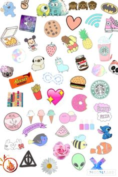 I was bored, so I made this. Meme Stickers, Tumblr Stickers, Phone Stickers, Diy Stickers, Printable Stickers, Homemade Stickers, Cute Girl Drawing, Wallpaper Stickers, Simple Doodles