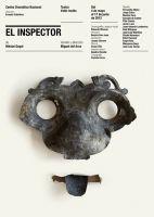 Isidro Ferrer: theater poster design for Centro Dramático Nacional