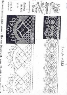 Álbumes web de Picasa Bobbin Lace Patterns, Crochet Patterns, Bobbin Lacemaking, Yarn Thread, Lace Heart, Crochet Borders, Lace Jewelry, Needle Lace, Lace Making