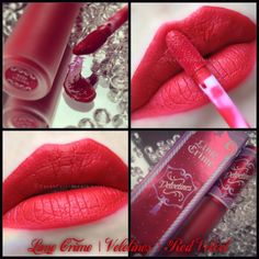 Lime Crime | Velvetines | Red Velvet. So getting this with my gift card.