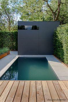 Landscape Architecture Jobs, Landscape Design, Back Gardens, Outdoor Gardens, Rooftop Design, Kitchen Ornaments, Building Contractors, Urban Setting, Pool Landscaping