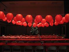 Ward christmas party decoration ideas