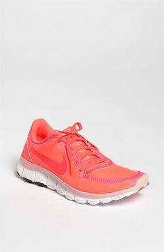 best service ca2e0 9f249 Nike  Free 5.0 V4  Running Shoe (Women) available at Nordstrom Barefoot  Running