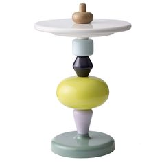 Shuffle table from & Tradition. Definately pretty, practical & fun!