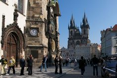 The Church of our Lady before Tyn | Prague Stay