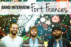 Band Interview: Fort Frances