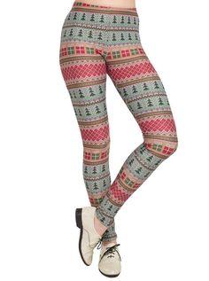 71 best santas stash images on pinterest coupon codes inked shop womens fair isle christmas leggings by poprageous multi inkedshop fandeluxe Gallery