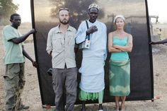 Artsy.net How Jason Florio's portraits from West Africa were made