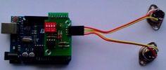MIDI/USB Bass Pedal Arduino