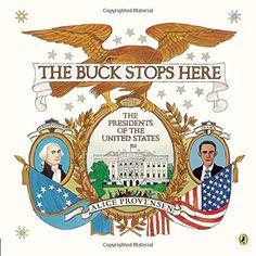 The Buck Stops Here by Alice Provensen http://www.amazon.com/dp/0147509467/ref=cm_sw_r_pi_dp_PJTBwb0EX11X9