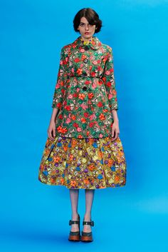 Marc Jacobs | Resort 2013 Collection - floral combo