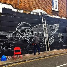 Klone (2014) - Stucley Place, London NW1 (UK)