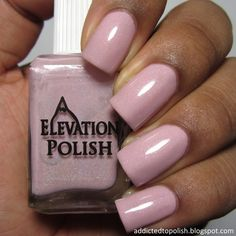 Elevation Polish Hitsujiyama Park | Addicted to Polish