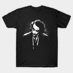 Joker - Joker - T-Shirt | TeePublic Joker T-shirt, Mens Tops, T Shirt, Fashion, Supreme T Shirt, Moda, Tee Shirt, Fashion Styles, Fashion Illustrations