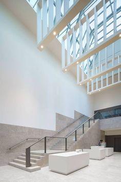 Apertura, el pasado 1 de noviembre del ala Philips, en el Rijksmuseum de Amsterdam, obra de los arquitectos sevillanos Cruz y Ortiz  Foto Ronald Tilleman