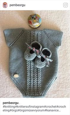 34 Ideas baby accessories diy jersey knits for 2019 Baby Knitting Patterns, Baby Hats Knitting, Knitting For Kids, Crochet For Kids, Baby Patterns, Knit Crochet, Crochet Patterns, Tricot Baby, Diy Bebe