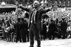 Liverpool FC legend Bill Shankly