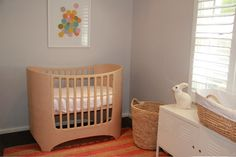 Show us your nursery – making a narrow space work for a baby girl Tiny Closet, Baby Bug, Newborn Nursery, Space Girl, Nursery Inspiration, Nursery Ideas, Kid Spaces, House Painting, Baby Love