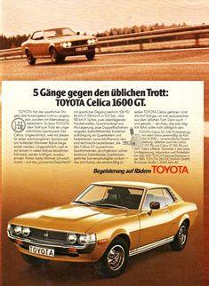 Toyota celica ta22 ad