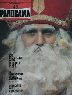 Panorama 1971  (Sinterklaas cover)