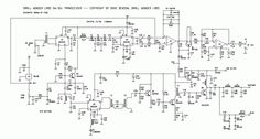 SW30 Schematic Diy Amplifier, Qrp, Guitar Diy, Sheet Music, Math Equations, Projects, Log Projects, Blue Prints, Music Sheets