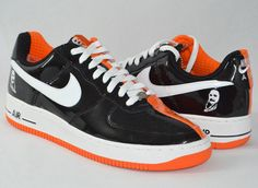 Nike Air Force 1 Low « Halloween » these joins take me back to high school.