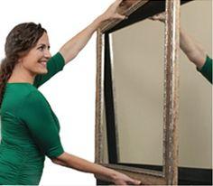Mirror Frames | How To Frame a Mirror | MirrorMate Frames