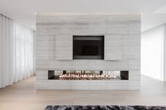 minimalist belgian home by contekst...what kind of tracks are the panels on?