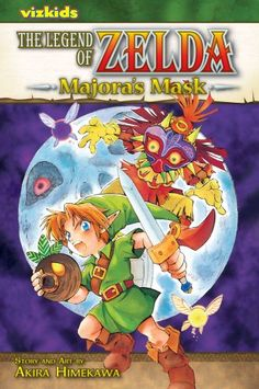 WANT WANT WANT WANT The Legend of Zelda, Vol. 3: Majora's Mask