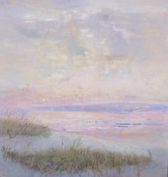 Last Light On Dawlish Dunes Devon, Landscape Paintings, Artist, Life, Artists, Landscape, Landscape Drawings, Amen