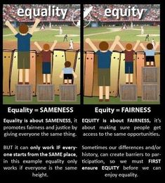 remember not everyone begins with the same opportunities. Michelle Morrissey makes a case for Common Core inBy 'Common,' We Mean Equity: When the Common Core State Standards emerged, it was both a shock and a revelation -- for the first time, the dominan...