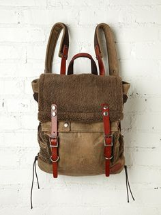 Bed Stu Jackson Backpack at Free People Clothing Boutique