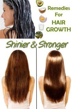 Grow hair easy for summer.