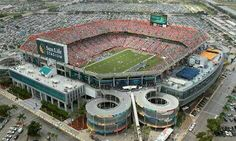 Sun Life Stadium, Miami Dolphins