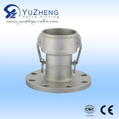 Pipe Fittings: C Flange Type Camlock (Email &Skype: export1@yuzheng-valve.com. Mobile: +86 18058723339) Kitchen Aid Mixer, Kitchen Appliances, Stainless Steel Pipe, Type, Diy Kitchen Appliances, Home Appliances, Appliances, Stainless Steel Tubing, Kitchen Gadgets